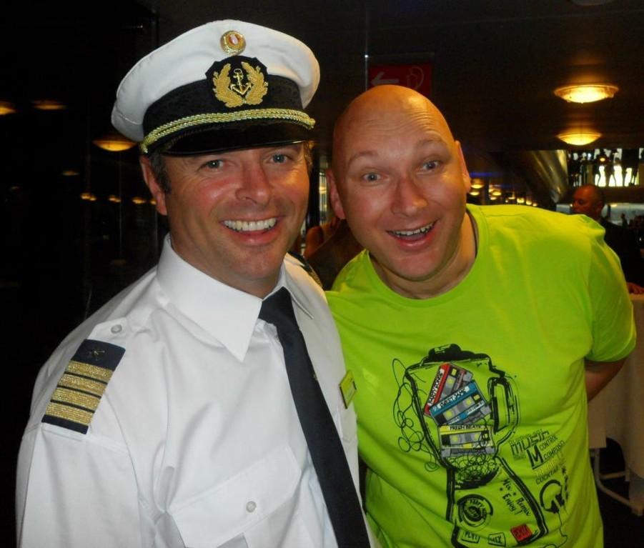 Kapitän Hans Wüstner