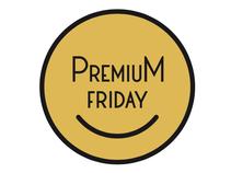 Dione吉祥寺店はプレミアムフライデーに賛同しています。月末金曜日は是非ご来店くださいませ!