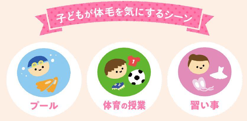 武蔵野市や調布市、杉並区、練馬区で子供脱毛サロンをお探しの方は、是非ディオーネ吉祥寺店へ!