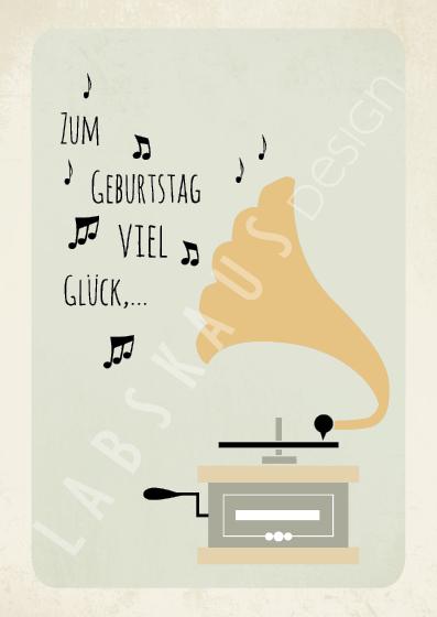 Grammophon PK 0068