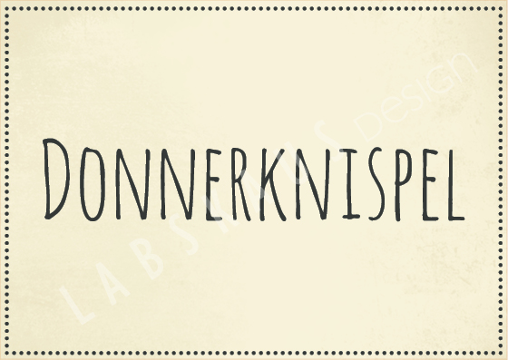 Donnerknispel PH 0060