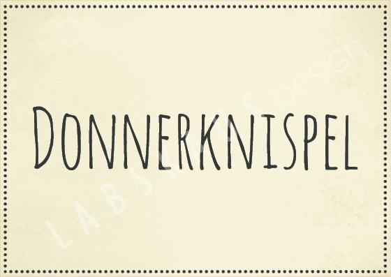 Donnerknispel PH 0060