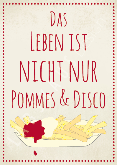 Pommes & Disco PK 0073