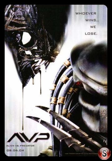 Alien Vs. Predator - Locandina - Poster