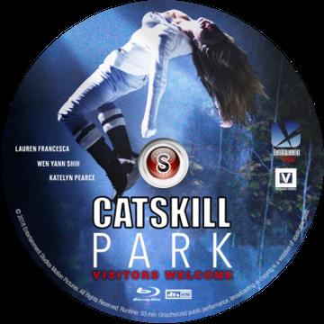 Catskill Park Cover DVD