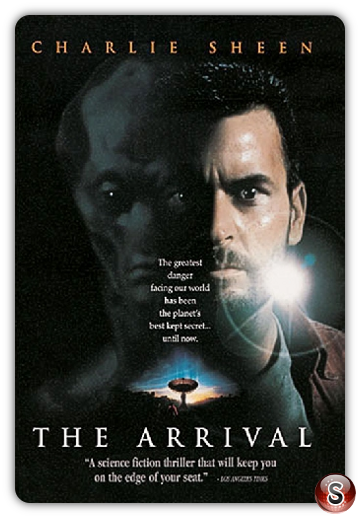 THE ARRIVAL - Locandina - Poster