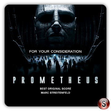Prometheus Soundtracks Cover CD
