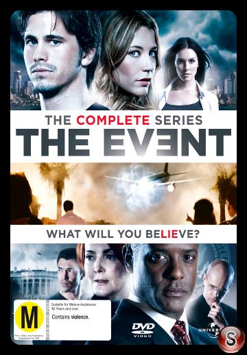 The event - Locandina - Poster