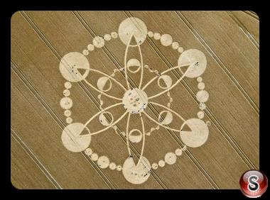 Crop circles - Windmill Hill 2010