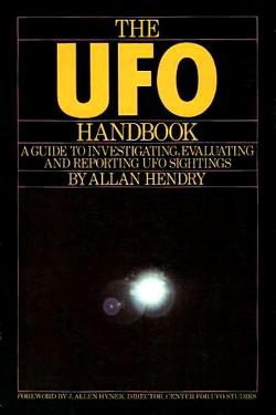 The UFO Handbook by Allan Hendry
