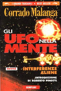Gli UFO nella mente by Corrado Malanga
