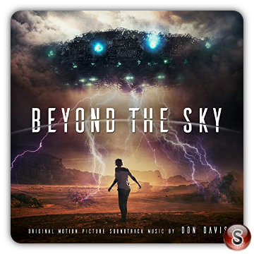 Beyond the sky Soundtrack Cover CD