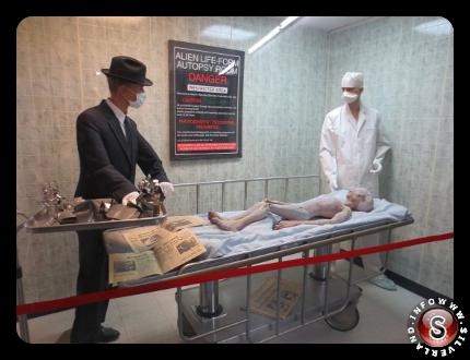 Autopsy Alien