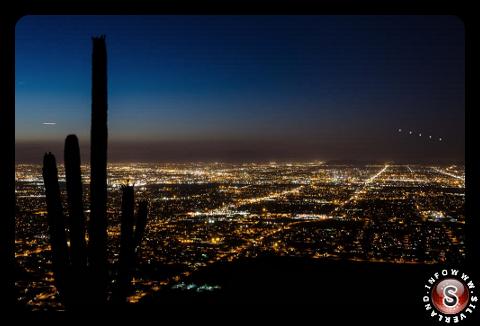 Luci di Phoenix - rielaborazione grafica Silverland