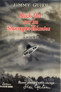 Black Out sur les soucoupes volantes by Jimmy Guieu