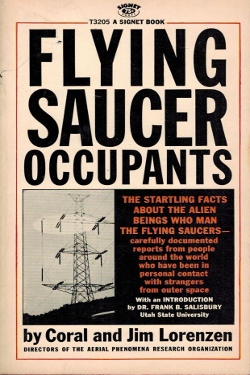 Flyng saucer occupants by Coral e Jim Lorenzen