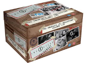 X-Files Monster Box Limited