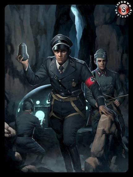 Nazi UFO