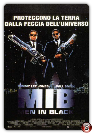 Men in black - Locandina - Poster