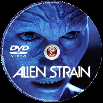Alien strain Cover DVD