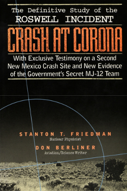 Crash a Corona by Stanton T. Friedman