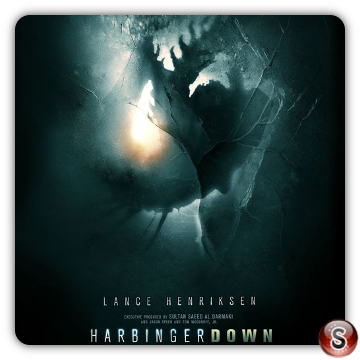 Harbinger down Soundtrack Cover CD
