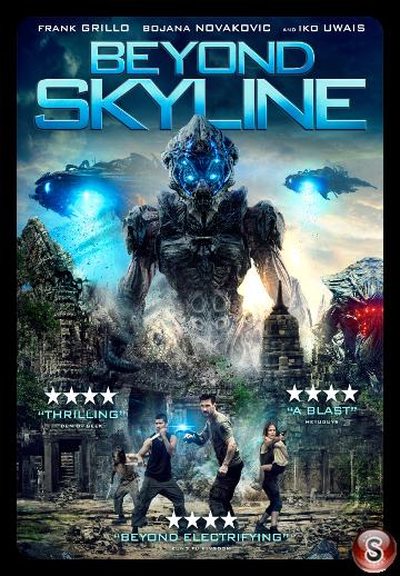 Beyond Skyline - Locandina - Poster