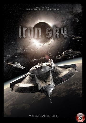 Iron Sky - Locandina - Poster