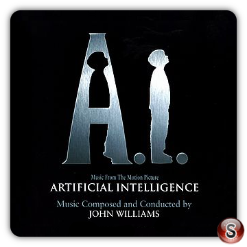 A.I. Intelligenza artificiale Soundtracks Cover CD
