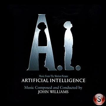 A.I. Intelligenza artificiale Soundtrack Cover CD