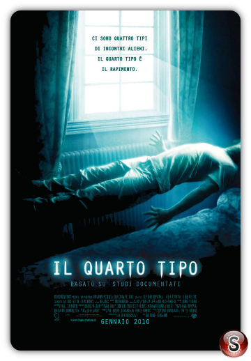Il quarto tipo - The Fourth Kind - Locandina - Poster