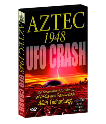 Dvd AZTEC 1948 UFO CRASH