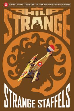 Captain Philip Strange: Strange staffels by Donald E. Keyhoe