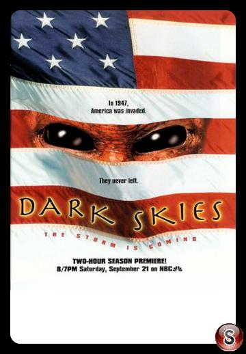 Dark skies - Locandina - Poster