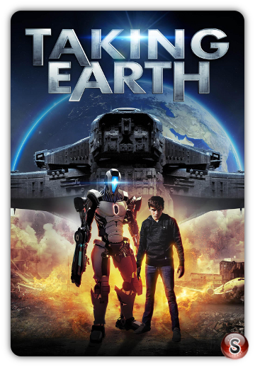 Taking Earth - Locandina - Poster