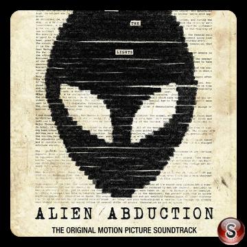 Alien abduction Soundtrack Cover CD
