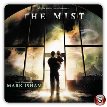 The mist Soundtrack Cover CD
