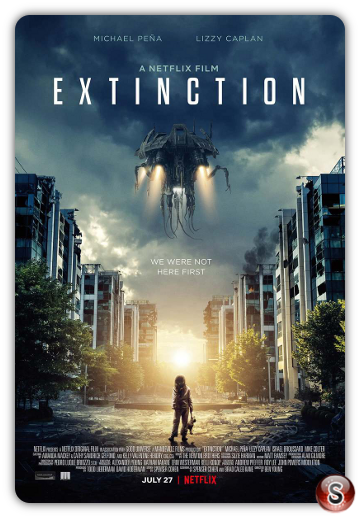 Extinction - Locandina - Poster