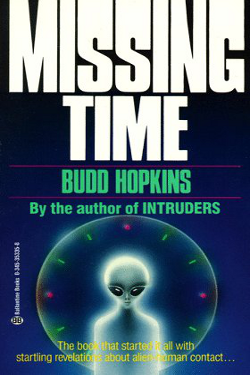 Missing Time by Budd Hopkins