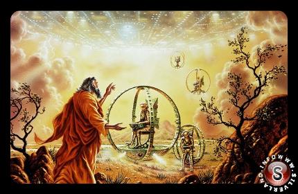 La visione di Ezechiele