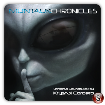 Montauk Chronicles Soundtrack Cover CD