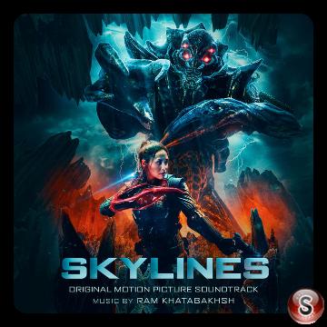 Skylines Soundtrack Cover CD