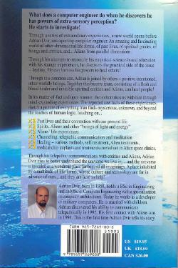 X3, Healing, Entities, and Aliens by Adrian Dvir