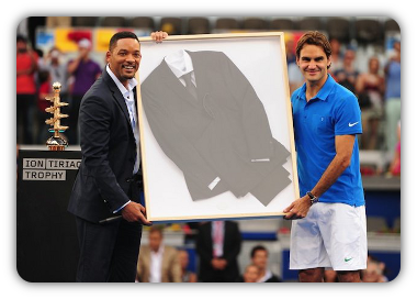 Will Smith Federer