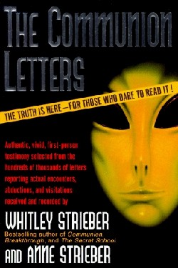 The communion letter by Whitley Strieber