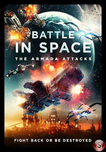 Battle in Space: The Armada Attacks - Locandina - Poster