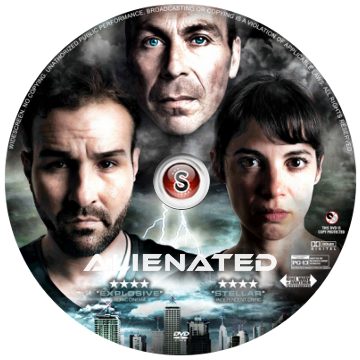 Alienated Cover DVD