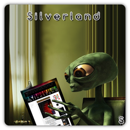Silverland book - by anonimous rivisited Silver