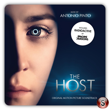 The host  Soundtracks Cover CD