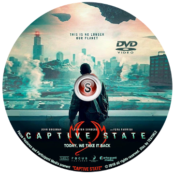 Captive state Cover DVD